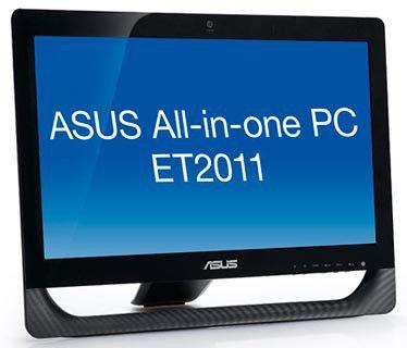 Моноблок ASUS ET2011E, Intel Pentium E5800, 2Гб, 500Гб, Intel GMA X4500, DVD-RW, Windows 7 Starter, черный [90pe3pa26214i60a9c0c]