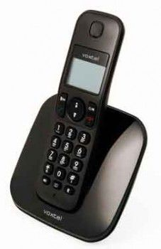 Радиотелефон VOXTEL Profi 6200,  черный