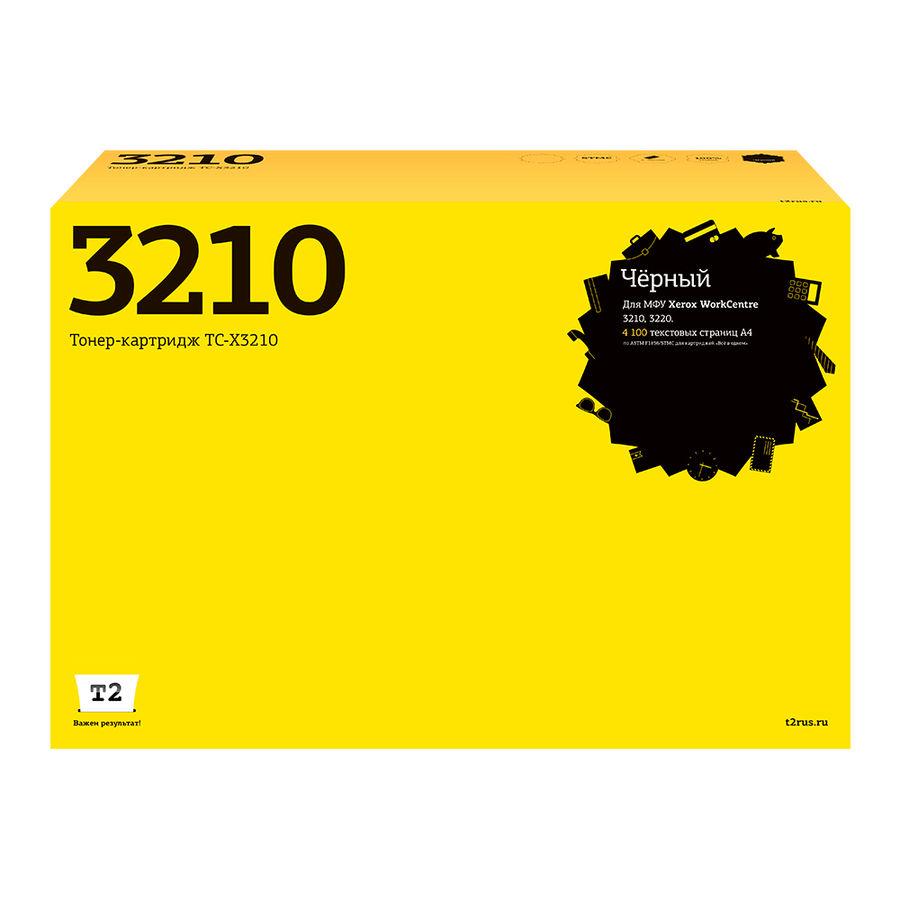 Картридж T2 106R01487 черный [tc-x3210]