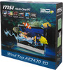 Моноблок MSI AE2420 3D, Intel Core i5 650, 4Гб, 1Тб, ATI Radeon HD 5630 - 1024 Мб, Blu-Ray, Windows 7 Home Premium, черный и серебристый [9s6ae3111207] вид 19