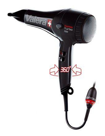 Фен VALERA ST7000 RC, 1800Вт, черный