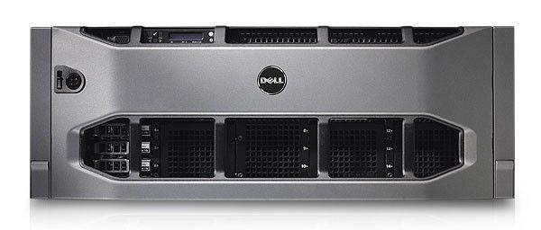 Сервер Dell PE R910 4xX7560 2.26/256G(32x8 RDIMM4R1066)/SAS2.5 16x146G10K/RW/iD6EnVFl/H700/RPS/3YP4H [210-31929]