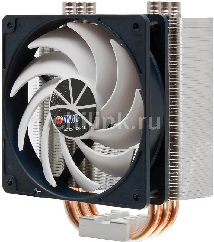 Устройство охлаждения(кулер) TITAN Hati TTC-NC15TZ/KU(RB),  120мм, Ret