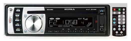Автомагнитола SUPRA SCD-309U,  USB,  SD/MMC