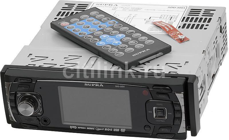 Автомагнитола SUPRA SDD-3004,  USB,  SD/MMC