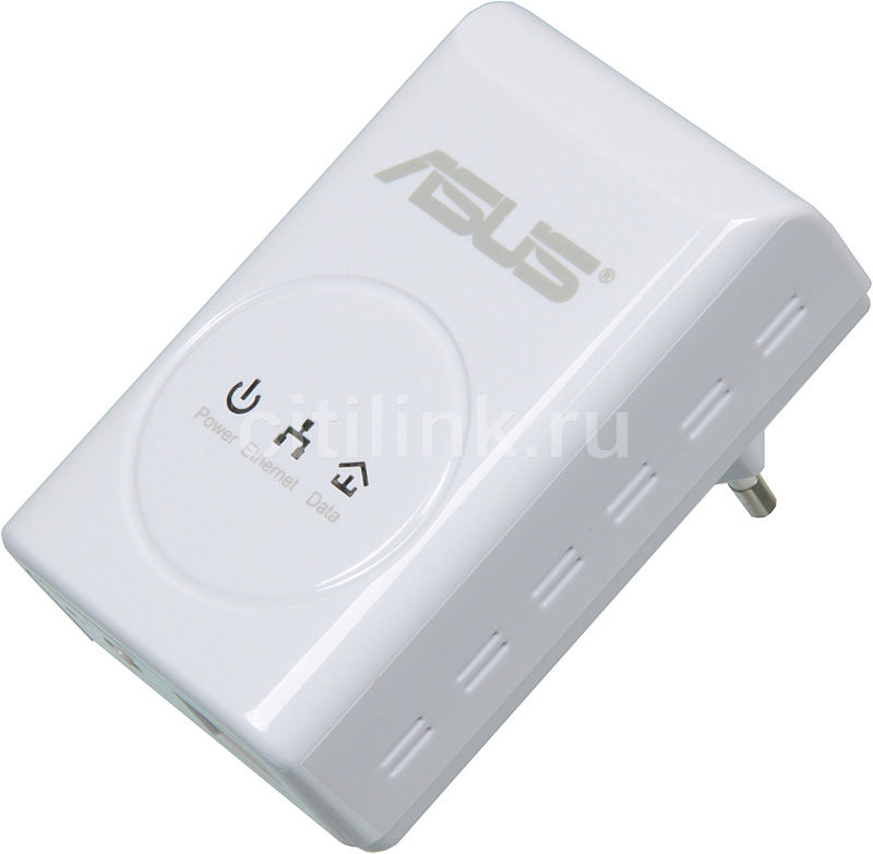 Сетевой адаптер PowerLine ASUS PL-X31 Ethernet [pl-x31m]