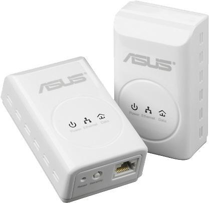 Сетевой адаптер PowerLine ASUS PL-X32M Kit(2pcs) Ethernet