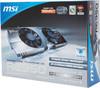 Видеокарта MSI Radeon HD 6950,  1Гб, GDDR5, OC,  Ret [r6950 twin frozr iii1gd5 pe/oc] вид 8