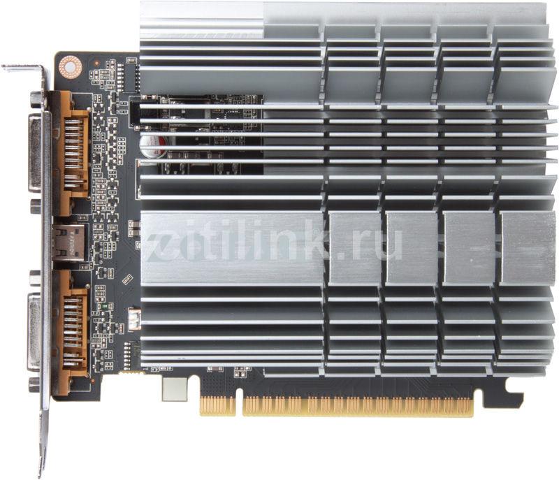 Видеокарта ZOTAC GeForce GT 430,  1Гб, DDR3, Ret [zt-40606-20l]