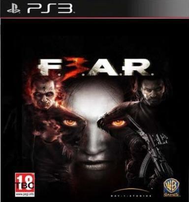 Игра SONY F.E.A.R. 3 для  PlayStation3 Eng