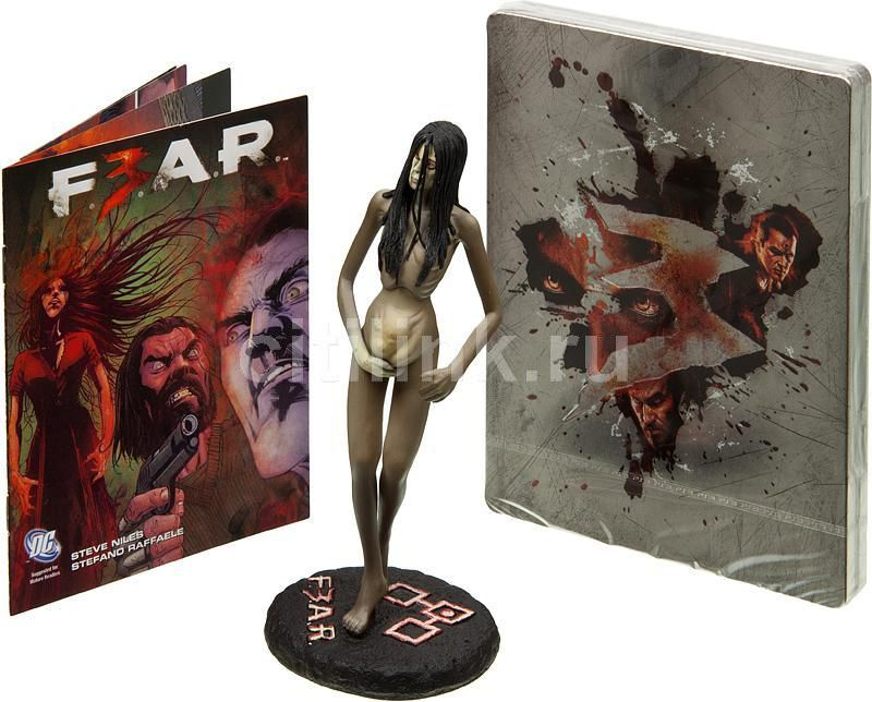 Игра SONY F.E.A.R. 3 Collector`s Edition для  PlayStation3 Eng