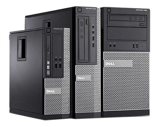 DELL Optiplex 390,  Intel  Core i5  2400,  DDR3 4Гб, 500Гб,  DVD-RW,  Windows 7 Professional,  черный и серебристый [x043900109r]