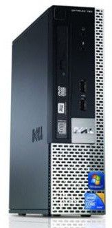 DELL Optiplex 990,  Intel  Core i5  2400,  DDR3 4Гб, 500Гб,  DVD-RW,  Windows 7 Professional,  черный и серебристый [x029900105r]