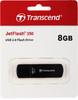 Флешка USB TRANSCEND Jetflash 350 8Гб, USB2.0, черный [ts8gjf350] вид 4