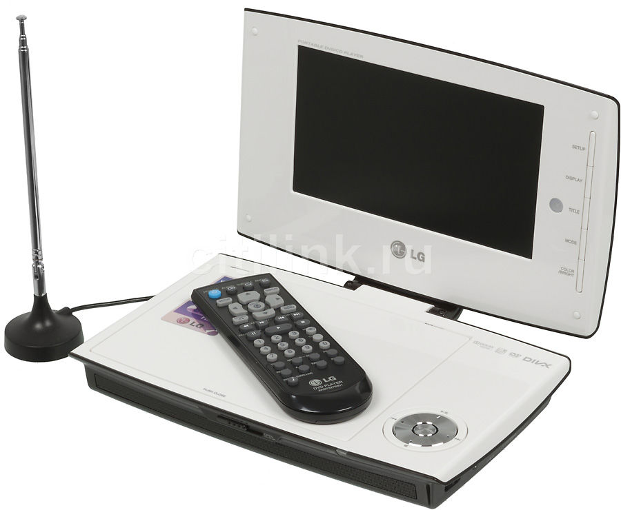 Портативный плеер LG DP671D, 7