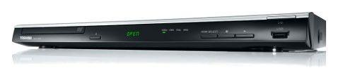 DVD-плеер TOSHIBA SD5010KR,  черный