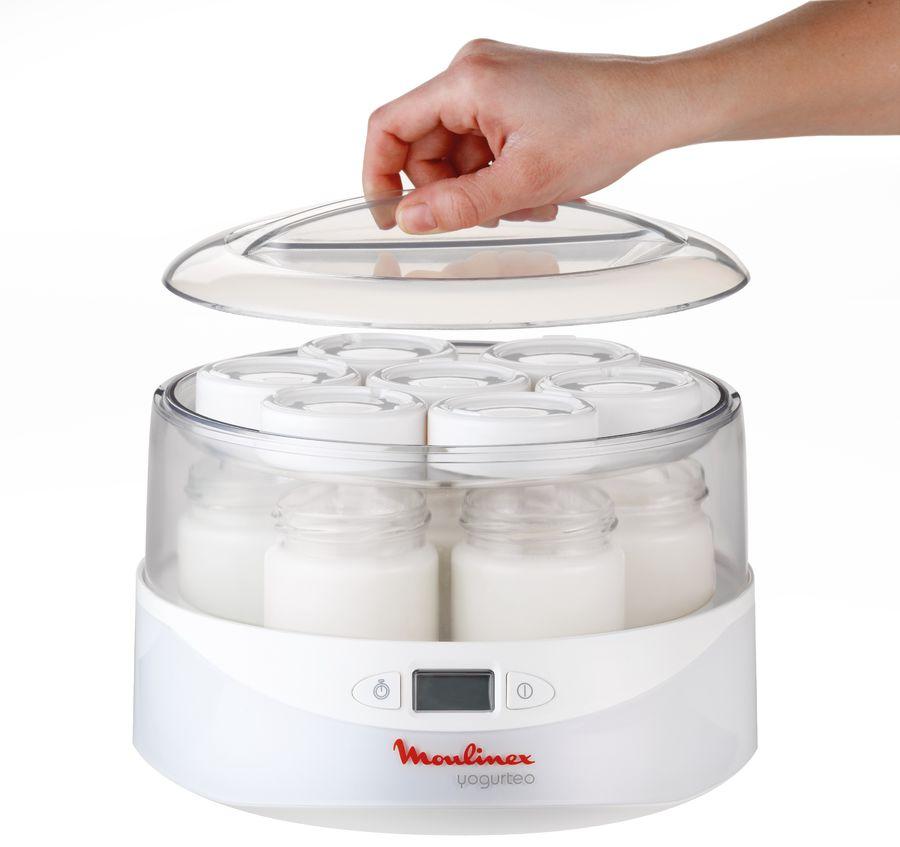 Йогуртница MOULINEX YG230131 белый