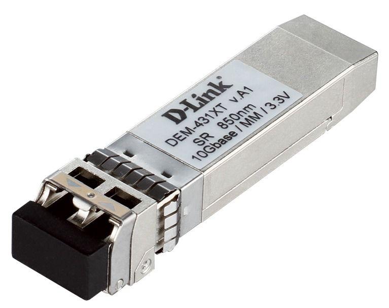 Трансивер D-Link DEM-431XT-DD 10GBASE-SR SFP+ with DDM 3.3V