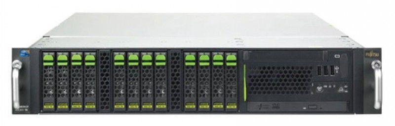 Сервер Fujitsu 6x3.5 RX300S6 X5620 4G DVDRW 2x146G 15K RAID 6G 5/6 512M RMK-F1(VFY:R3006SC010IN)