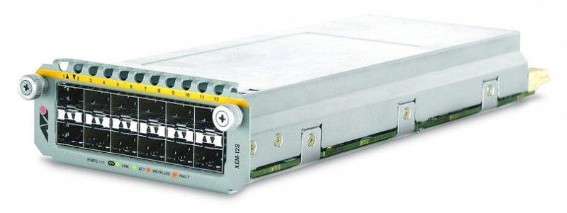 Модуль Allied Telesis AT-XEM-12S