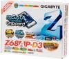 Материнская плата GIGABYTE GA-Z68AP-D3 LGA 1155, ATX, Ret вид 6