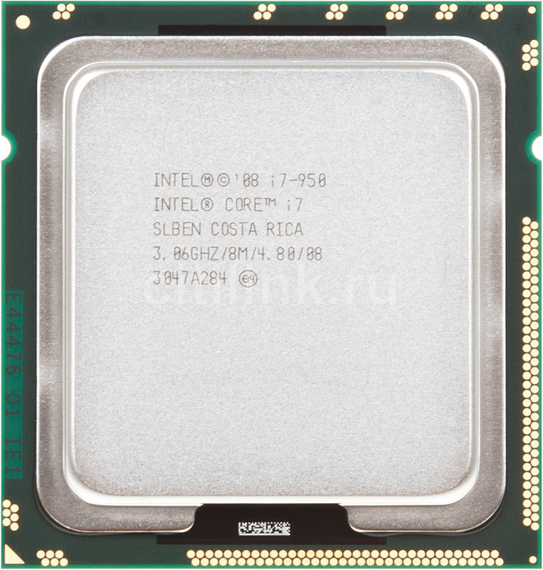 Процессор INTEL Core i7 950, LGA 1366 OEM [cpu intel lga1366 i7-950 oem]