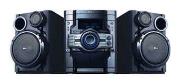 Музыкальный центр LG MDD-105K,  черный [mdd105k]
