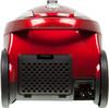 Пылесос MYSTERY MVC-1103, 1600Вт, красный/черный вид 2