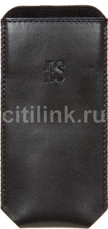Чехол (футляр) INTERSTEP Pocket р36, черный [spct36-000000-h1301o-k100]