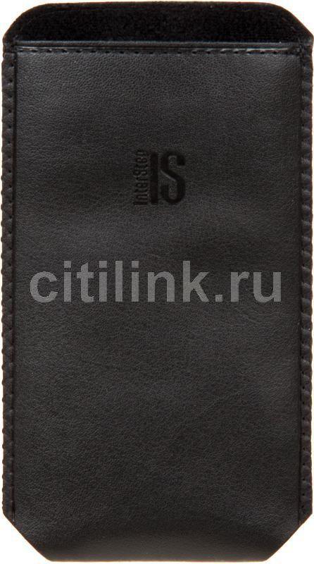 Чехол (футляр) INTERSTEP Pocket р47, черный [spct47-000000-h1301o-k100]