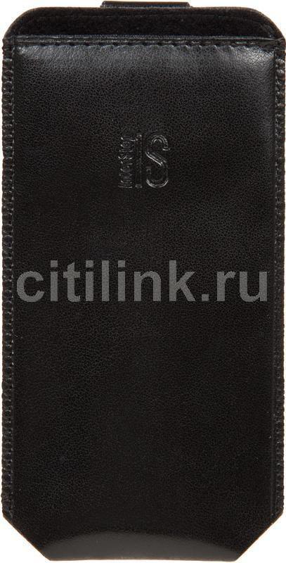 Чехол (футляр) INTERSTEP Pocket р38, черный [spct38-000000-h1301o-k100]