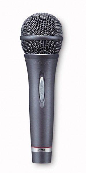 Микрофон SONY F-V420 [fv420b.ce7]