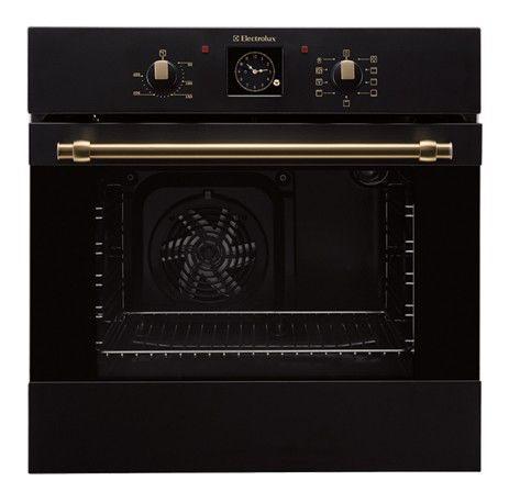 Духовой шкаф ELECTROLUX EOB53001R,  черный