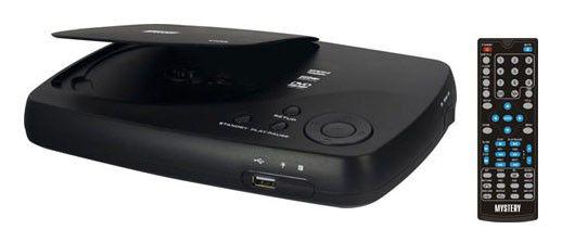 DVD-плеер MYSTERY MDV-621U,  черный