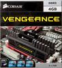Модуль памяти CORSAIR Vengeance CMZ4GX3M2A1600C8 DDR3 -  2x 2Гб 1600, DIMM,  Ret вид 3