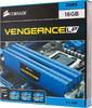 Модуль памяти CORSAIR Vengeance CML16GX3M4A1600C9B DDR3 -  4x 4Гб 1600, DIMM,  Ret,  низкопрофильная вид 3