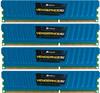 Модуль памяти CORSAIR Vengeance CML16GX3M4A1600C9B DDR3 -  4x 4Гб 1600, DIMM,  Ret,  низкопрофильная вид 1
