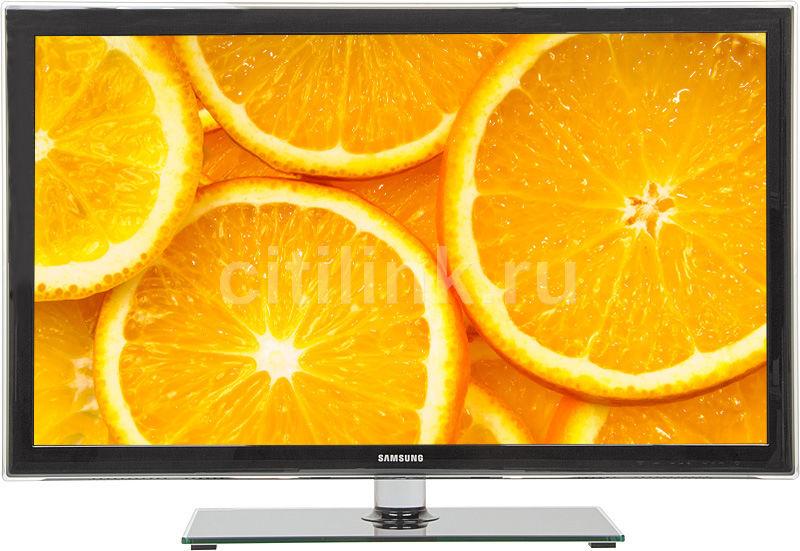 "LED телевизор SAMSUNG UE37D5520RW  ""R"", 37"", FULL HD (1080p),  черный"