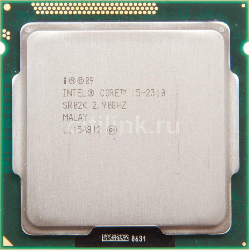 Процессор INTEL Core i5 2310, LGA 1155 OEM [cpu intel lga1155 i5-2310 oem]