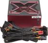 Блок питания AEROCOOL Strike-X 600,  600Вт,  140мм,  красный, retail вид 3
