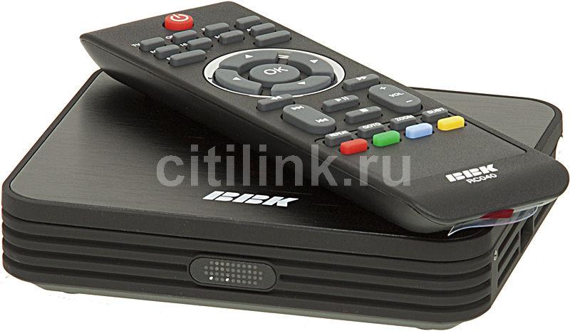 Медиаплеер BBK MP040S,  черный