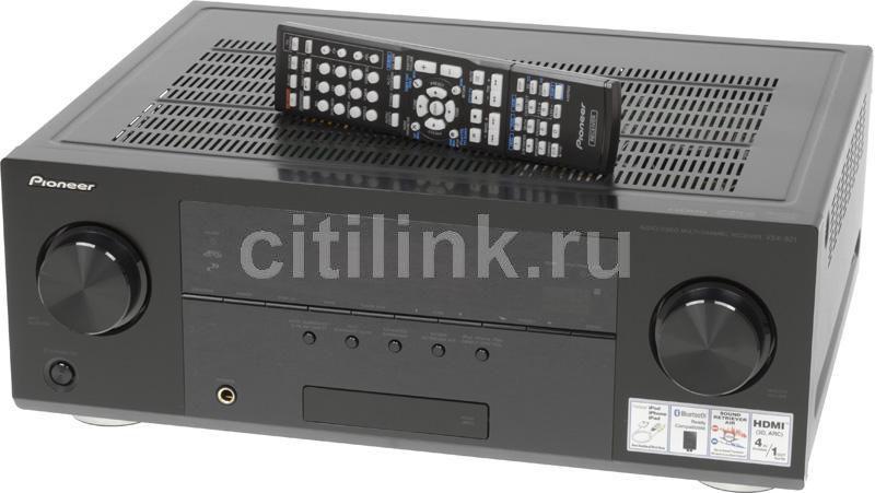 AV-ресивер PIONEER VSX-821,  черный