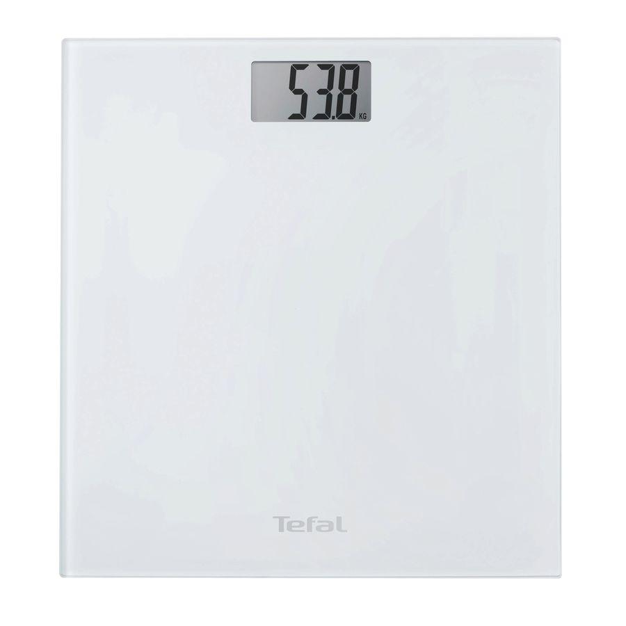 Весы TEFAL PP1000V0, до 150кг, цвет: белый [2100062640]