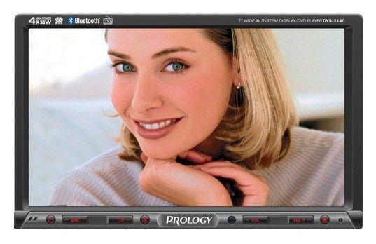 Автомагнитола PROLOGY DVS-2140 BR,  USB,  SD