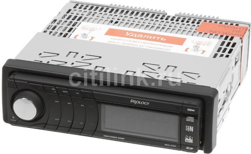 Автомагнитола PROLOGY MCH-375U,  USB,  SD