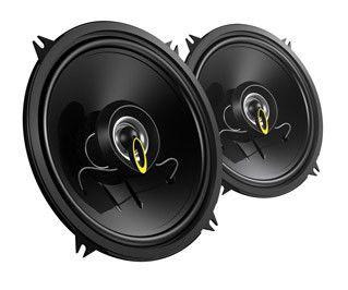 Колонки автомобильные PROLOGY ES-522,  коаксиальные,  120Вт