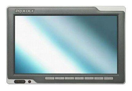 Автомобильный портативный телевизор PROLOGY HDTV-705XS,  7