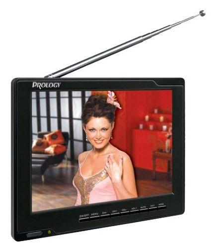 Автомобильный портативный телевизор PROLOGY HDTV-815XS,  8