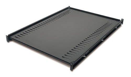 Полка в стойку APC Fixed Shelf - 250lbs/114kg, Black (AR8122BLK)