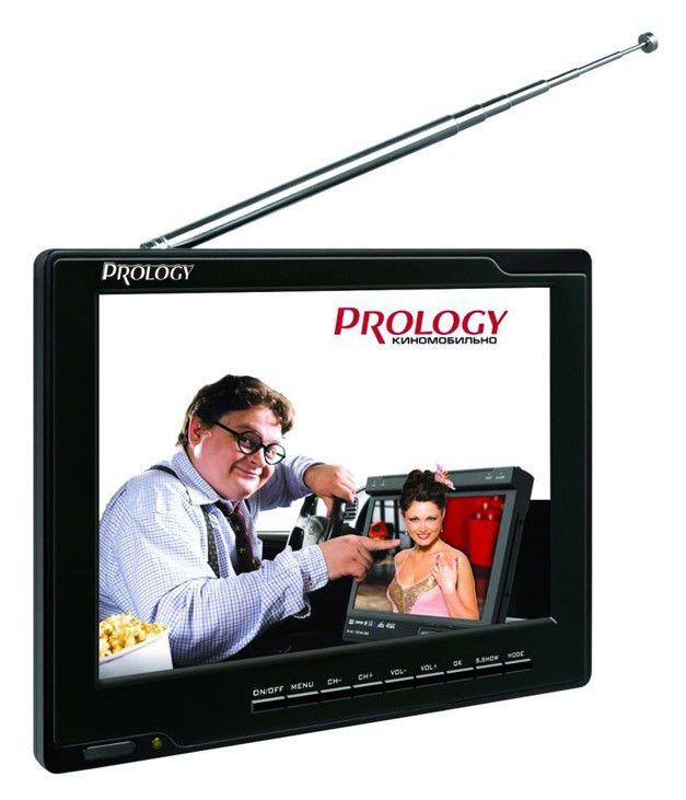 Автомобильный портативный телевизор PROLOGY HDTV-815XSC,  8
